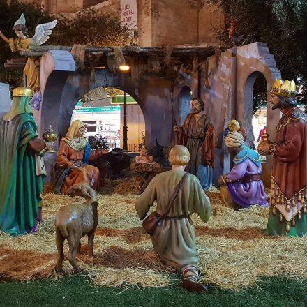 València ja està preparada per rebre el Nadal