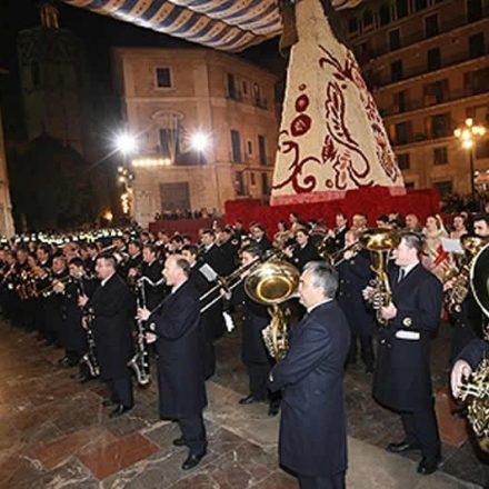 La Navidad llega con la Banda Municipal de València