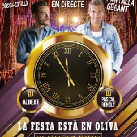 Oliva comptarà per primera vegada amb una festa el dia de Cap d'Any