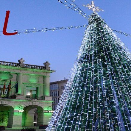 Gandia compta amb la primera fira de Nadal