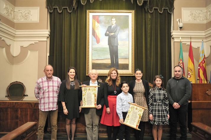 Cinco castellonenses aspiran a ser pregonero de la Magdalena y tres niños, a pregonero infantil