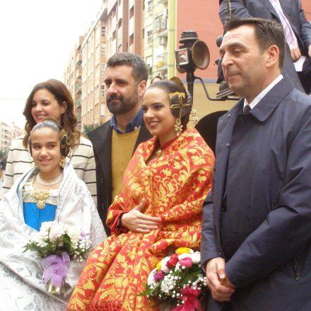 Les FFMM de València i Pere Fuset també han participat en el actes de la Festivitat de Sant Antoni Abat