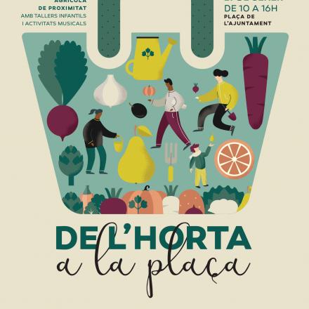 L'Horta a plaça apropa este diumenge els projectes agrícoles
