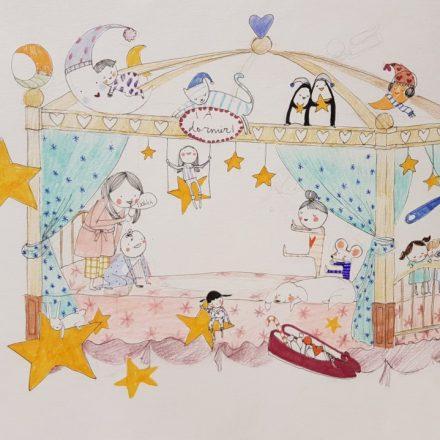 La Cabalgata de Reyes de València contará con una nueva carroza cama para enviar a dormir a los niños y niñas