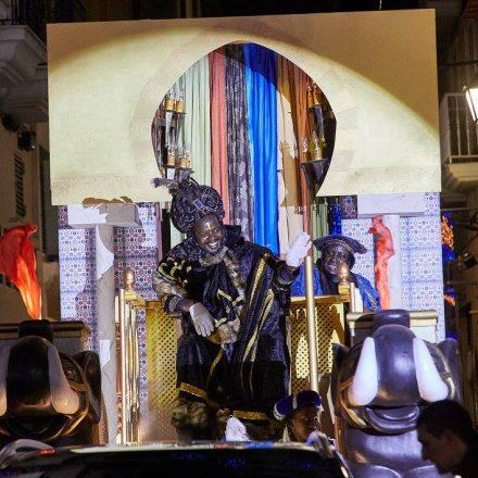 Los Reyes Magos de Oriente llegarán a Gandia por tren