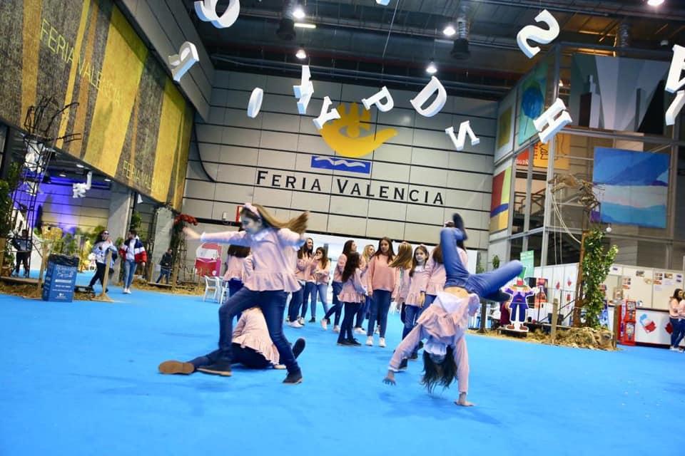 Más de 108.500 personas disfrutaron de ExpoJove en Valencia