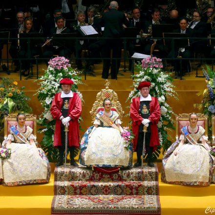 Exaltació Fallera Major de València