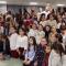 Las candidatas infantiles a Bellea del Foc de las Hogueras conocen a su jurado