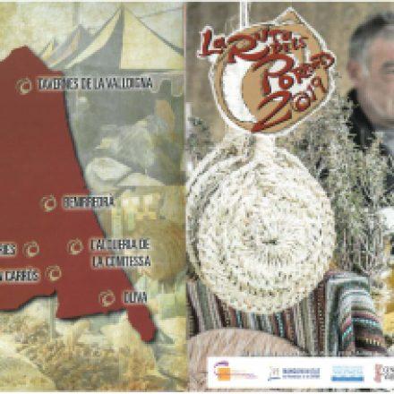 Comença la Ruta dels Porrats de la Mancomunitat de Municipis de la Safor