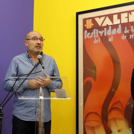 Las Fallas de la República protagonizan la nueva exposición del Museu Valencià d'Etnologia