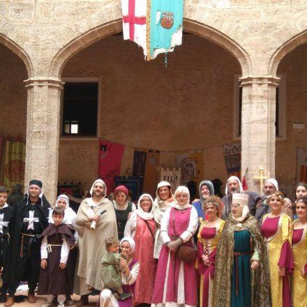 Els Moros i Cristianas Perolers d'Alaquàs celebren el seu 40 aniversari