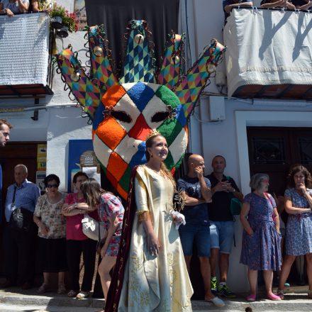 S'ha publicat al BOE la incoació de l'expedient de declaració de la festa del Sexenni de Morella