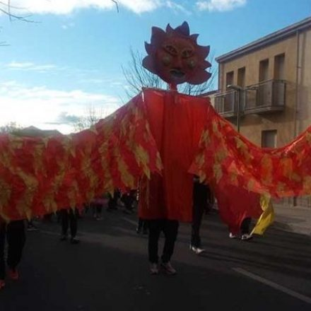 Tres días espectaculares de Carnaval en Gavarda