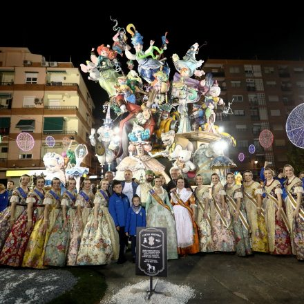 Premios fallas Valencia 2019