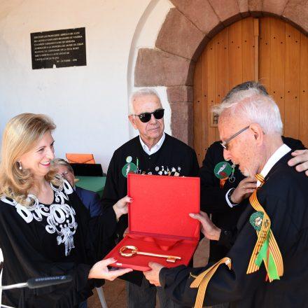 L'Ajuntament de Castelló ha reconegut hui el grup Els Llauradors amb el títol d'Ermità de l'Any de la Magdalena
