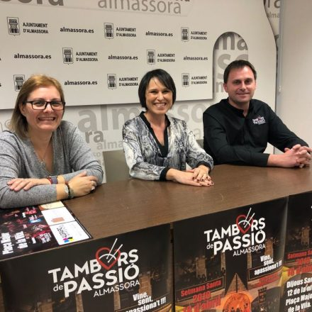Tambors de Passió confia en l'olímpic Saúl Craviotto per a la primera Rompida de l'Hora d'Interès Turístic a Almassora