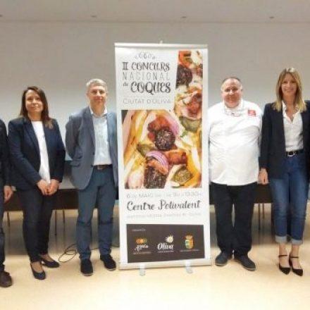 Oliva organitza el II Concurs Nacional de Coques ciutat d'Oliva amb un jurat excepcional