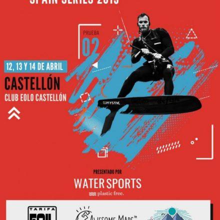 Castelló serà seu del circuit nacional de kite foil aquest cap de setmana