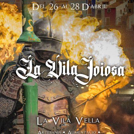 La Vila Joiosa revive la edad Media con un mercadillo medieval en su casco antiguo