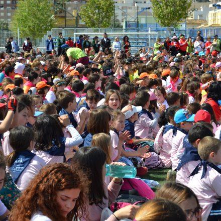 Oliva es converteix en l'epicentre esportiu autonòmic  amb la celebració del Dia de l'Esport