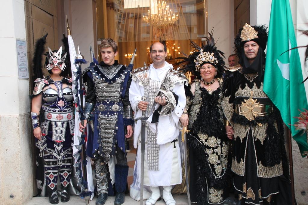 Las fiestas de Moros y Cristianos llegan a Sedaví con su pregón