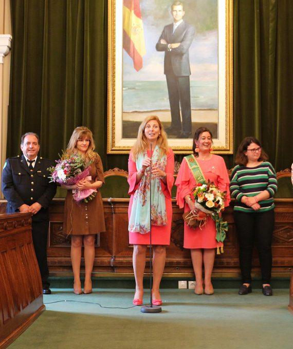 Lola Llopis serà la reina de Santa Rita de Castelló 2019